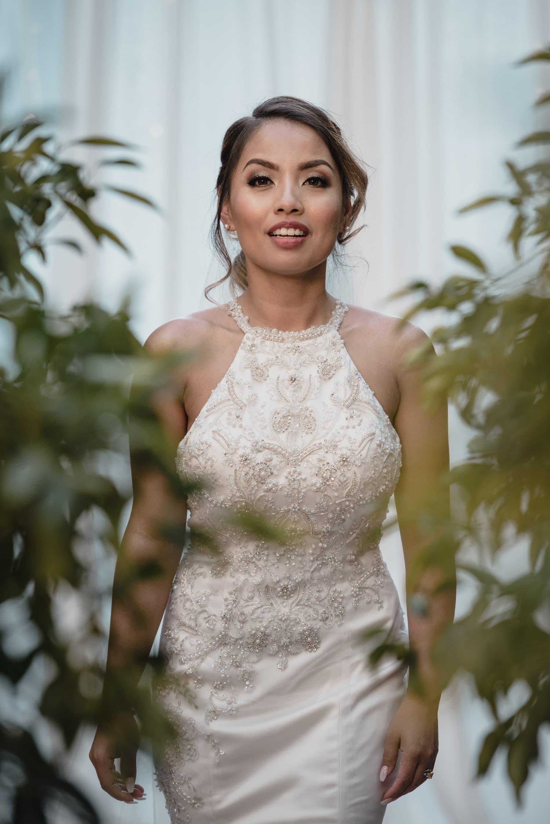 bride portrait at Los Angeles River Center & Gardens.jpg