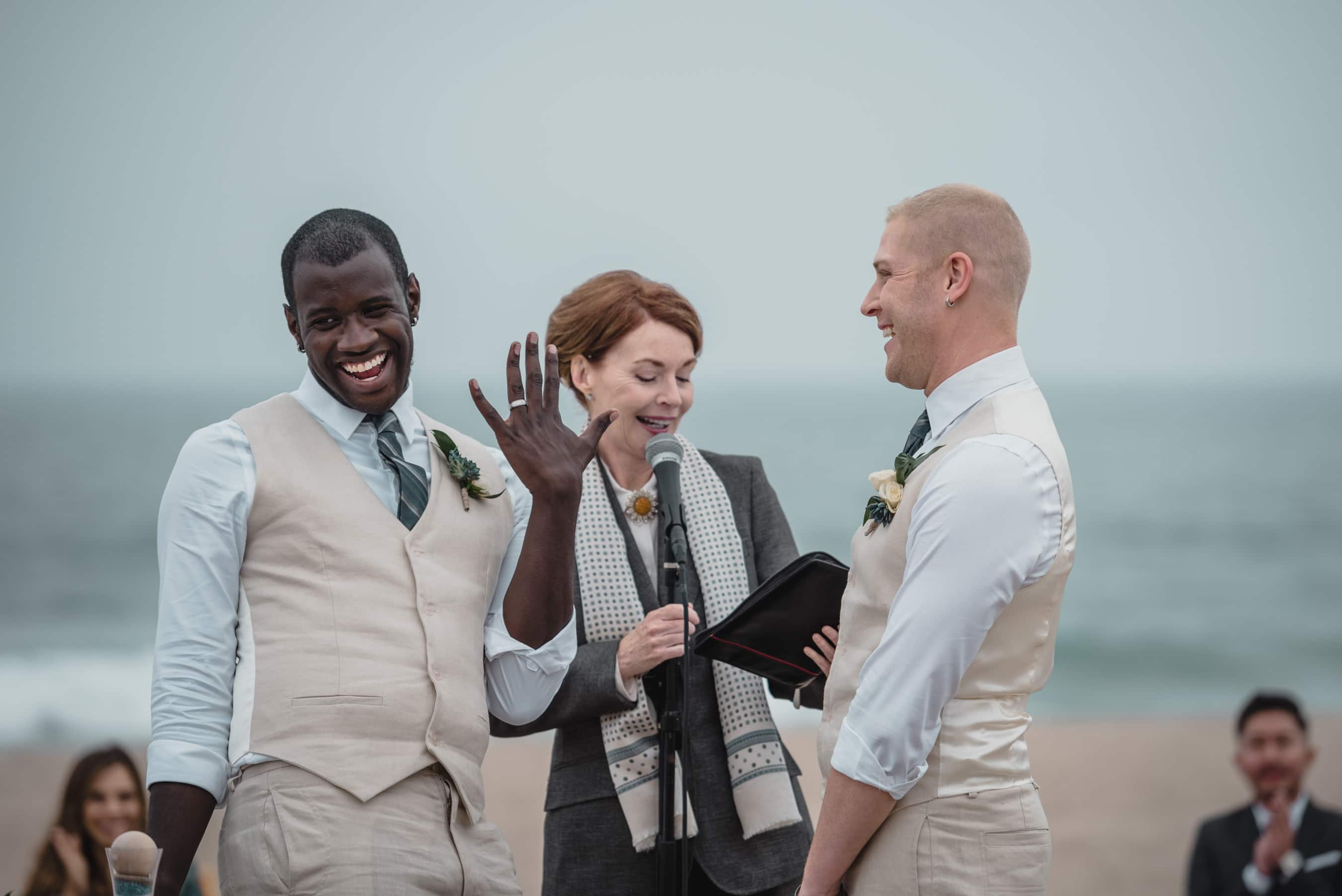 gay wedding ceremony in Manhatan Beach.jpg