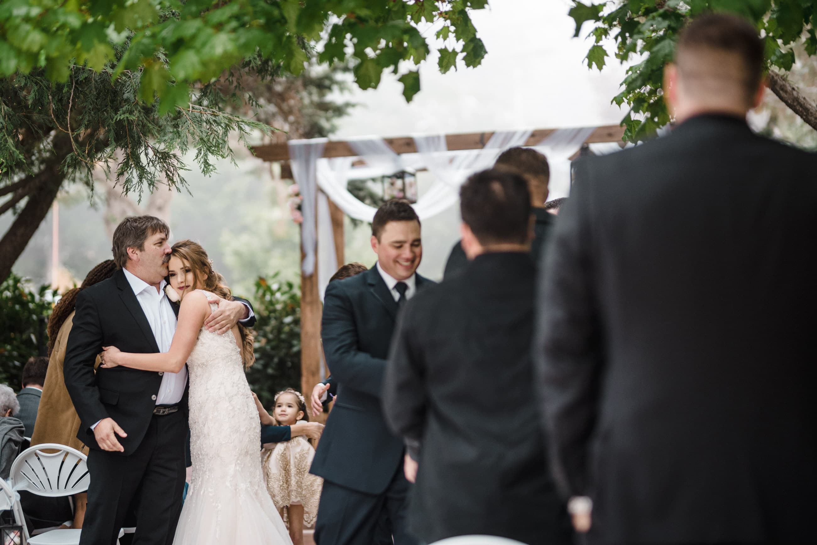 Audrey + Thomas Lake Arrowhead Wedding 86