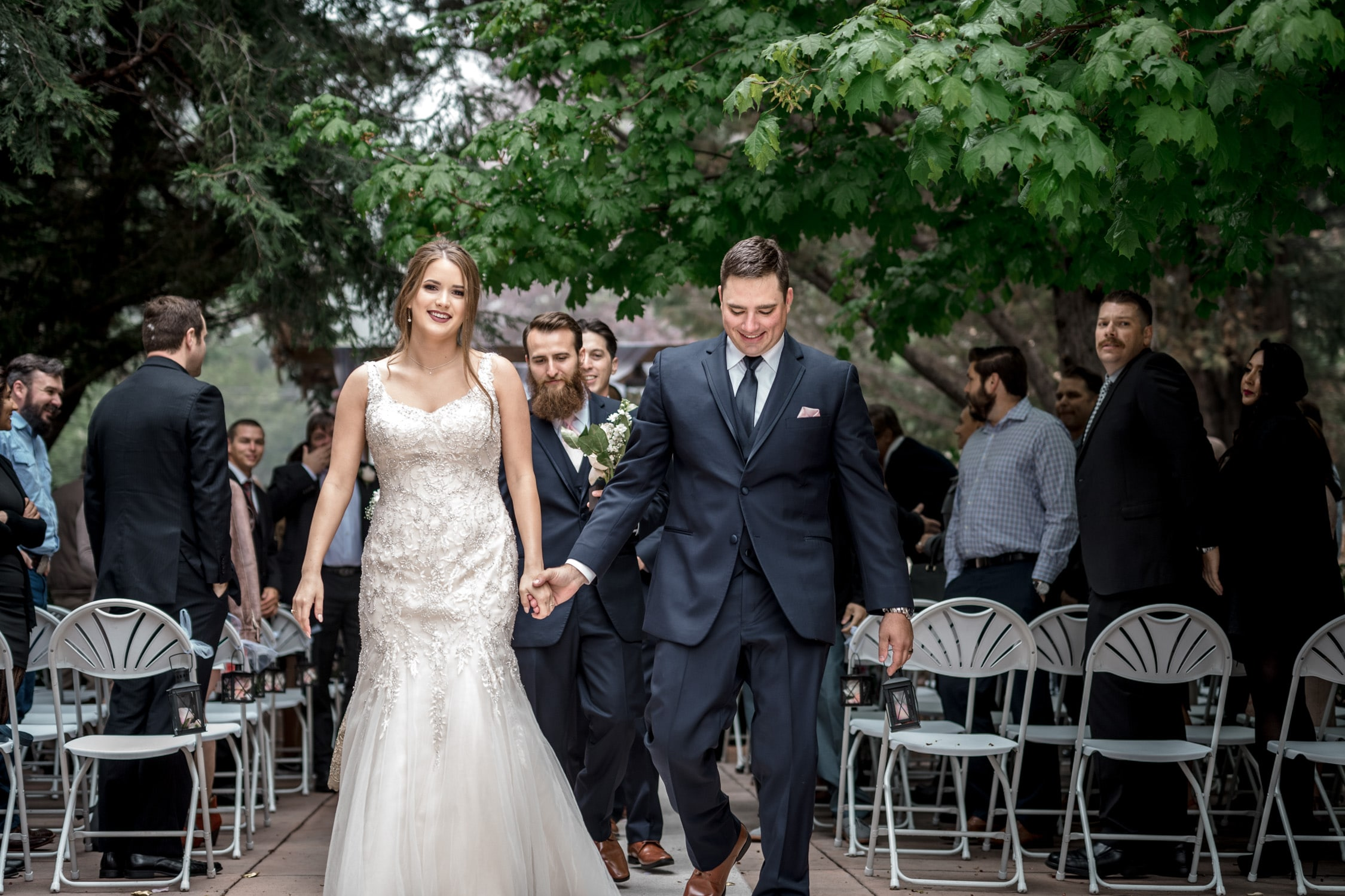 Audrey + Thomas Lake Arrowhead Wedding 31