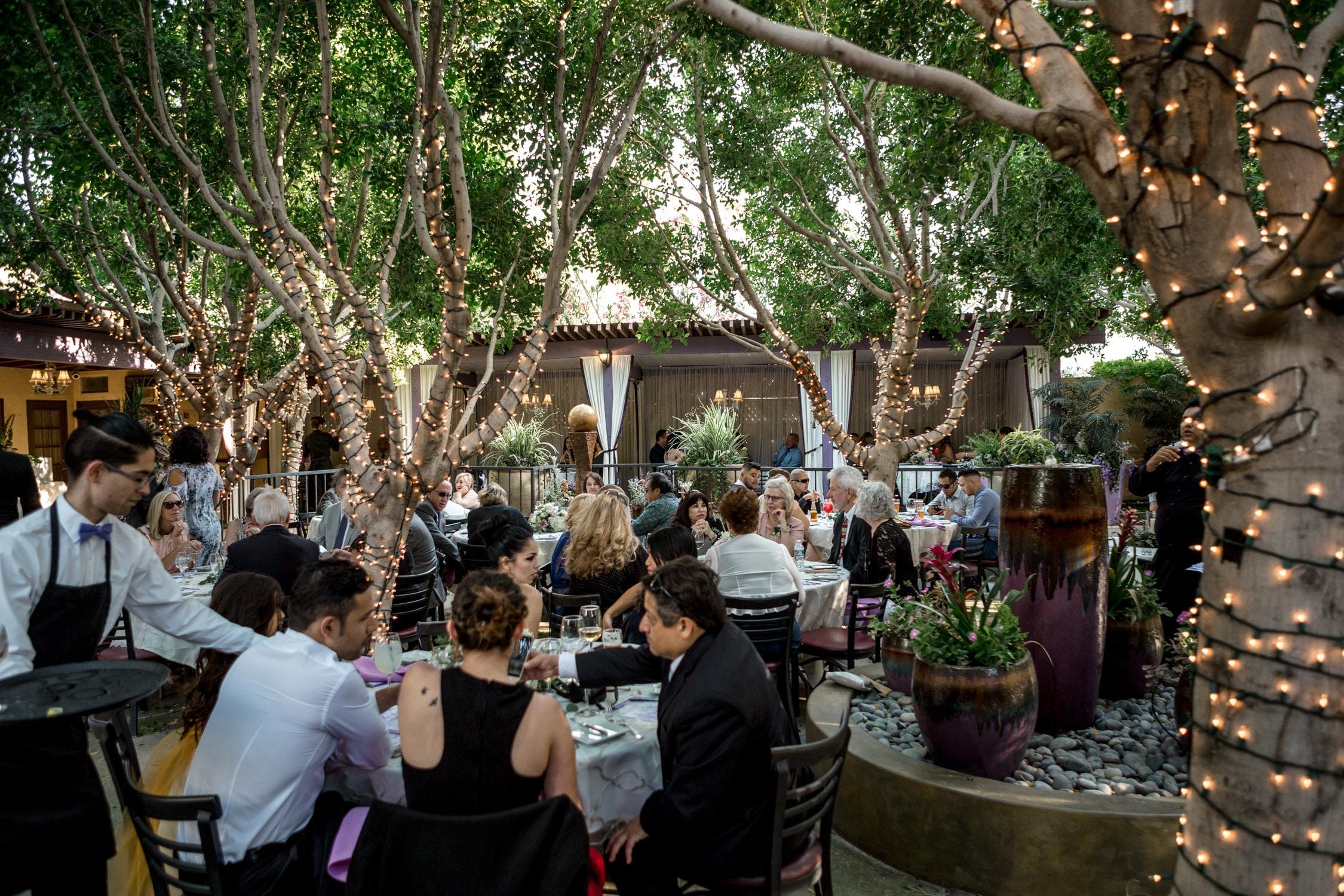 Bria + Brenner Wedding at Lavender Bistro La Quinta 63