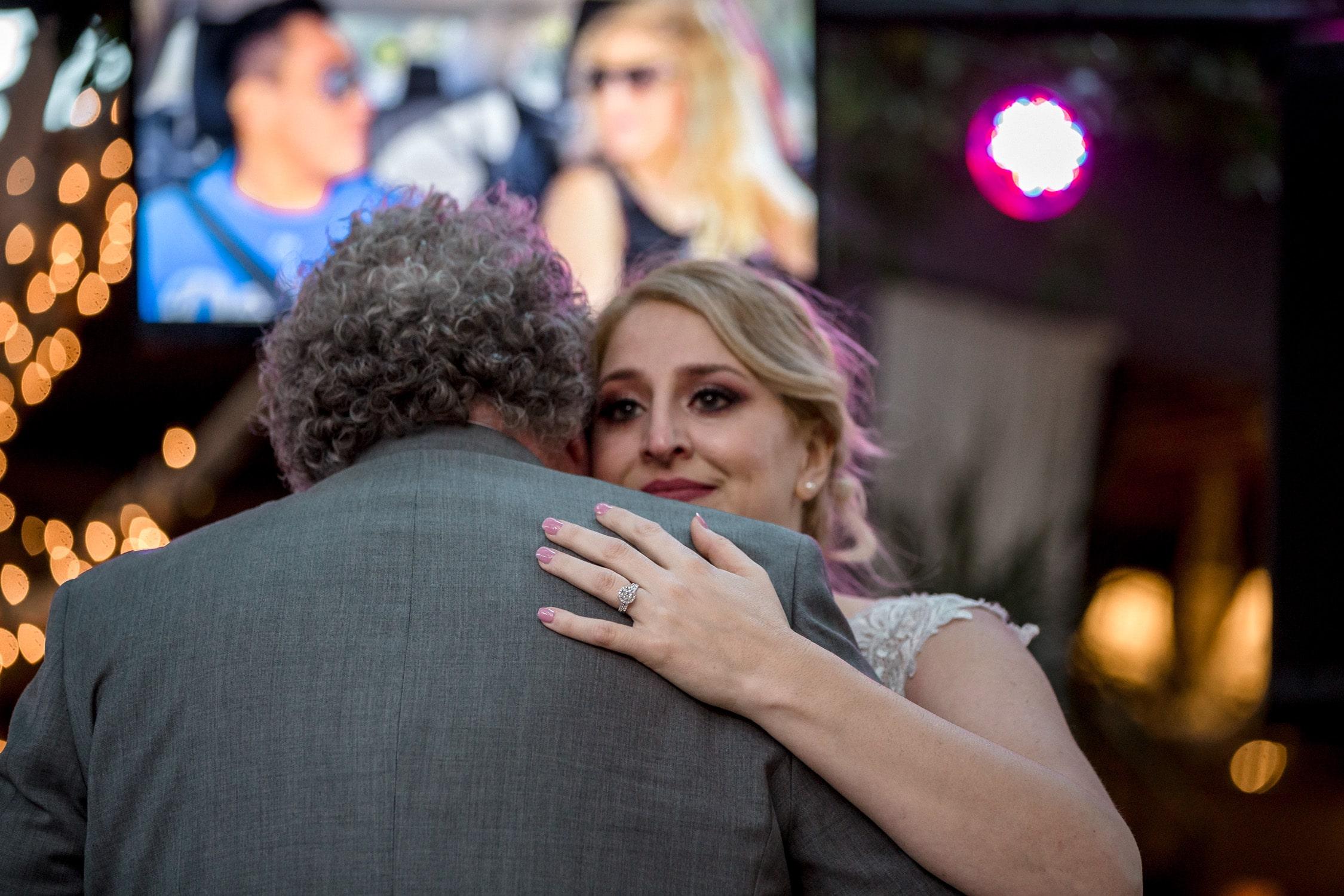 Bria + Brenner Wedding at Lavender Bistro La Quinta 71