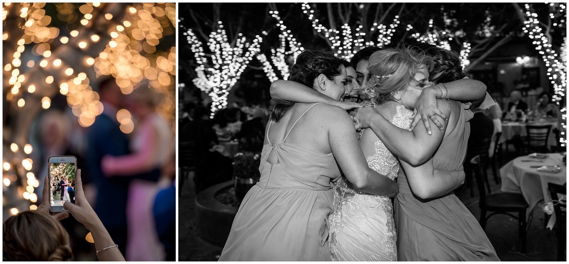 Bria + Brenner Wedding at Lavender Bistro La Quinta 72