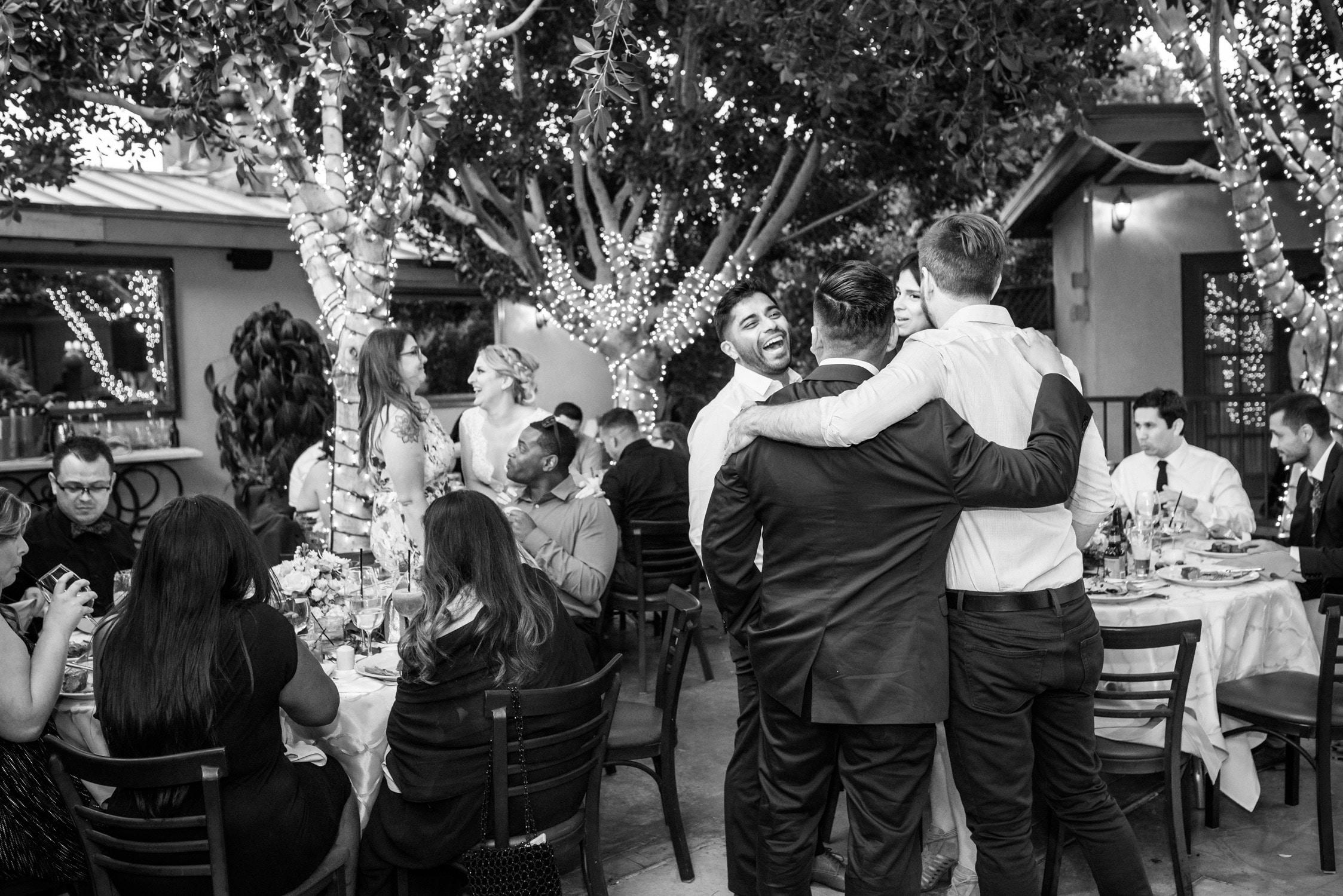 Bria + Brenner Wedding at Lavender Bistro La Quinta 73