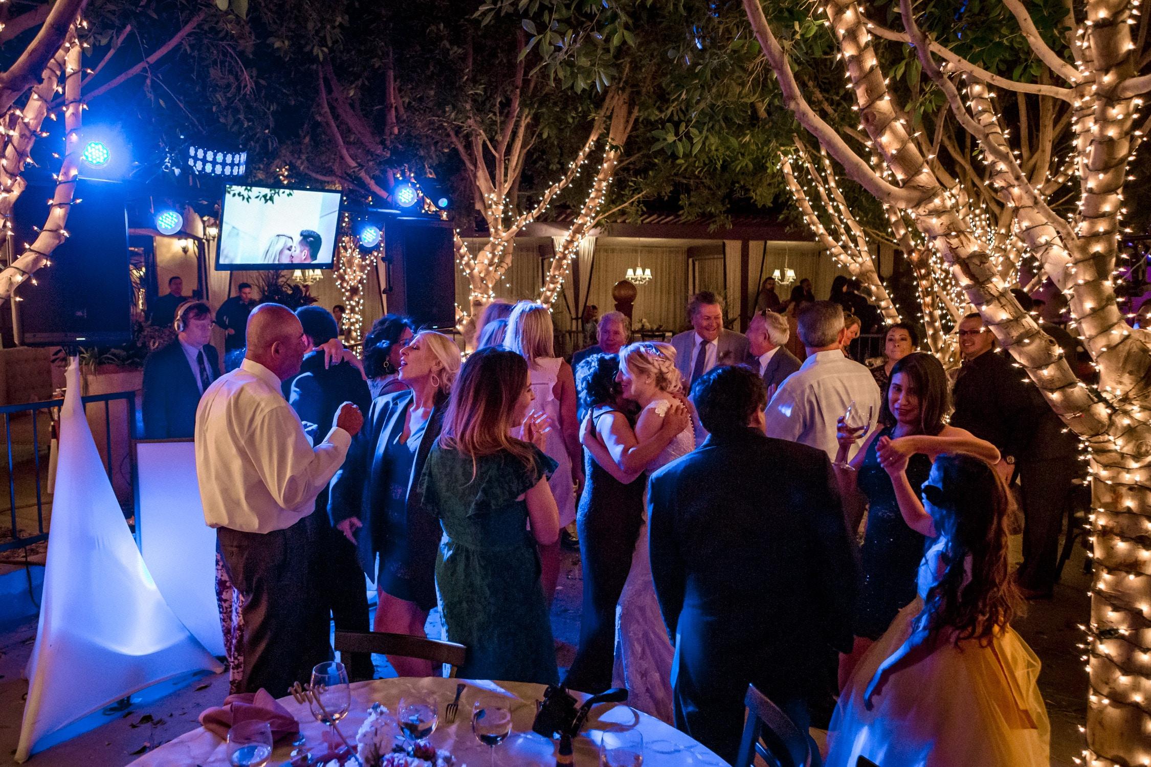 Bria + Brenner Wedding at Lavender Bistro La Quinta 78