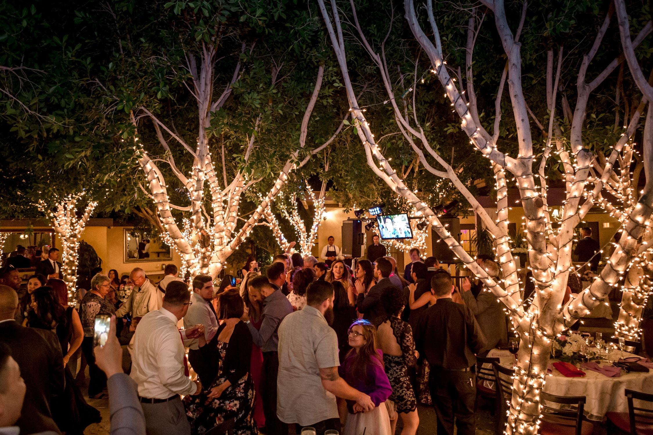 Bria + Brenner Wedding at Lavender Bistro La Quinta 81