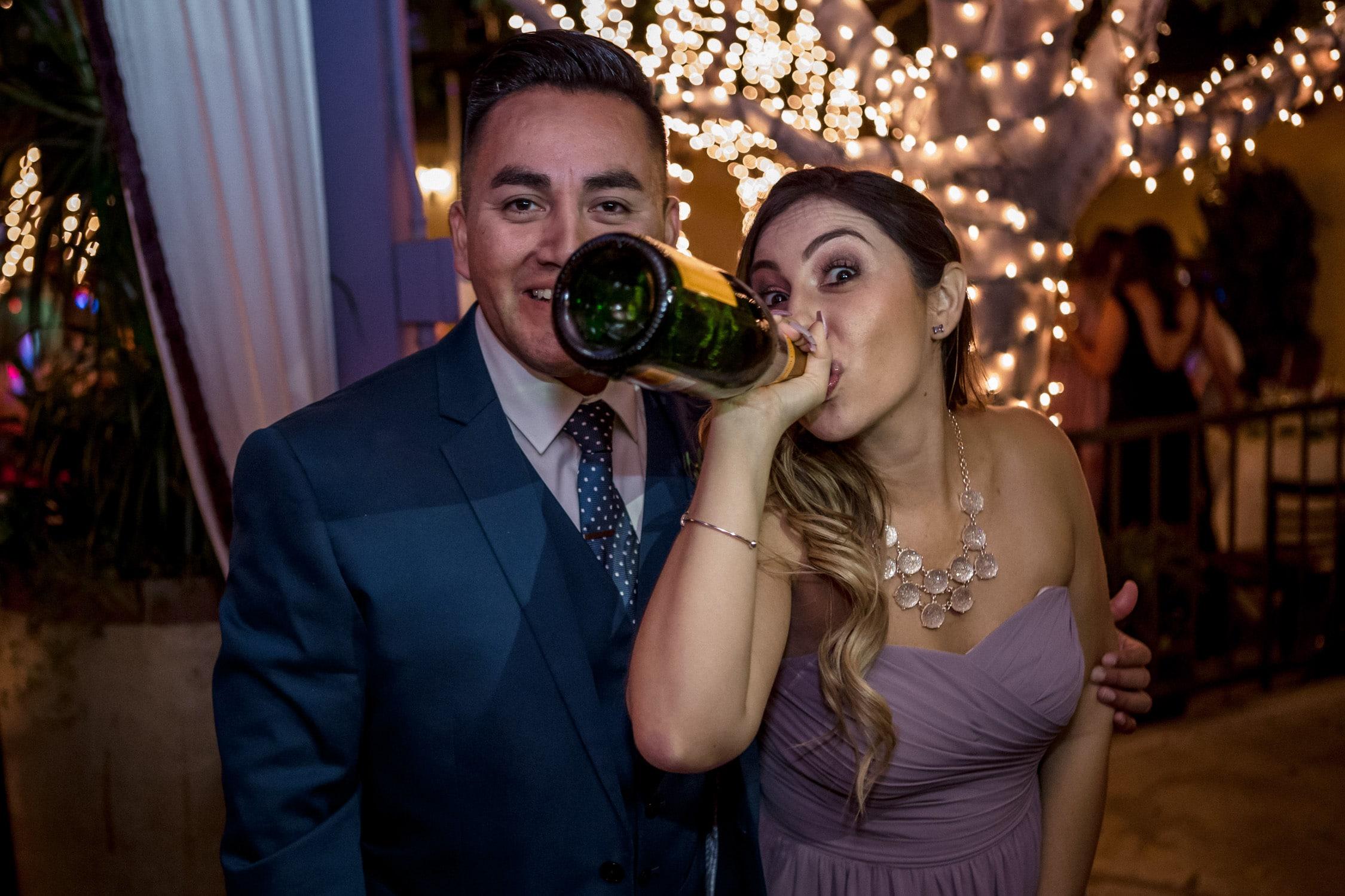 Bria + Brenner Wedding at Lavender Bistro La Quinta 83