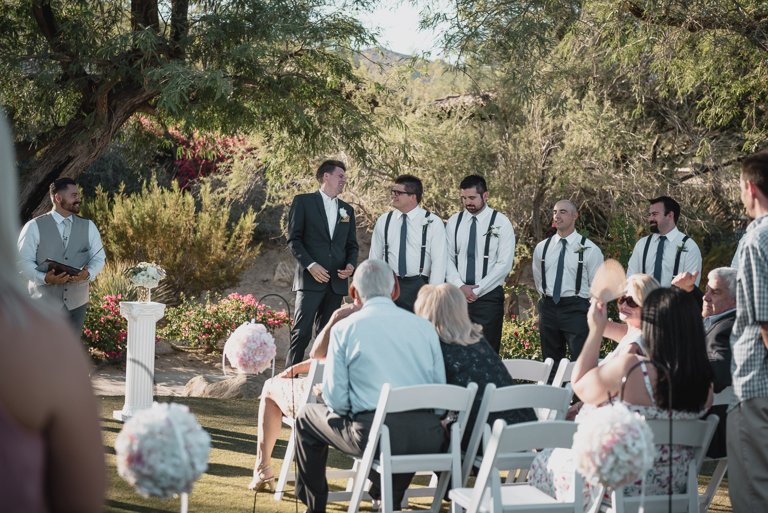 Tiffany + Robert Palm Springs Wedding 100
