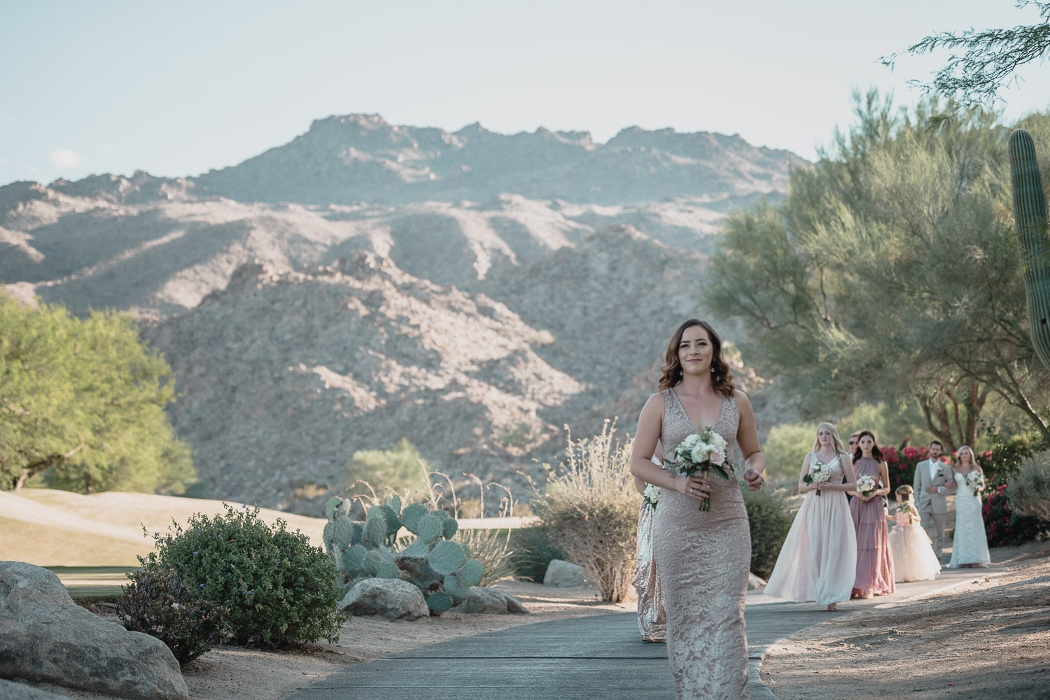 Tiffany + Robert Palm Springs Wedding 101