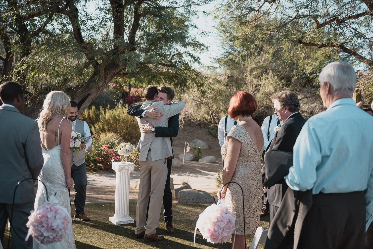 Tiffany + Robert Palm Springs Wedding 106