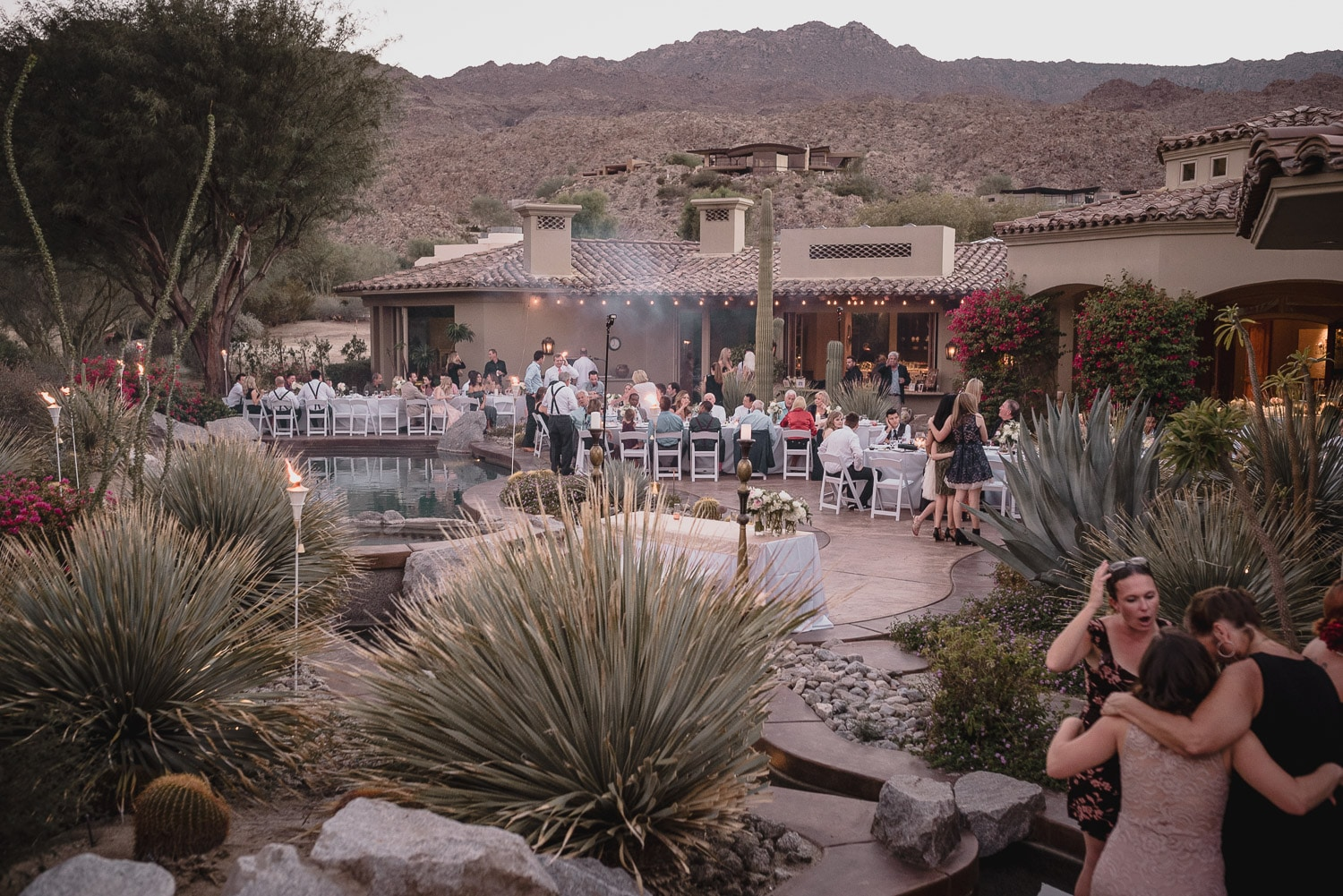 Tiffany + Robert Palm Springs Wedding 127