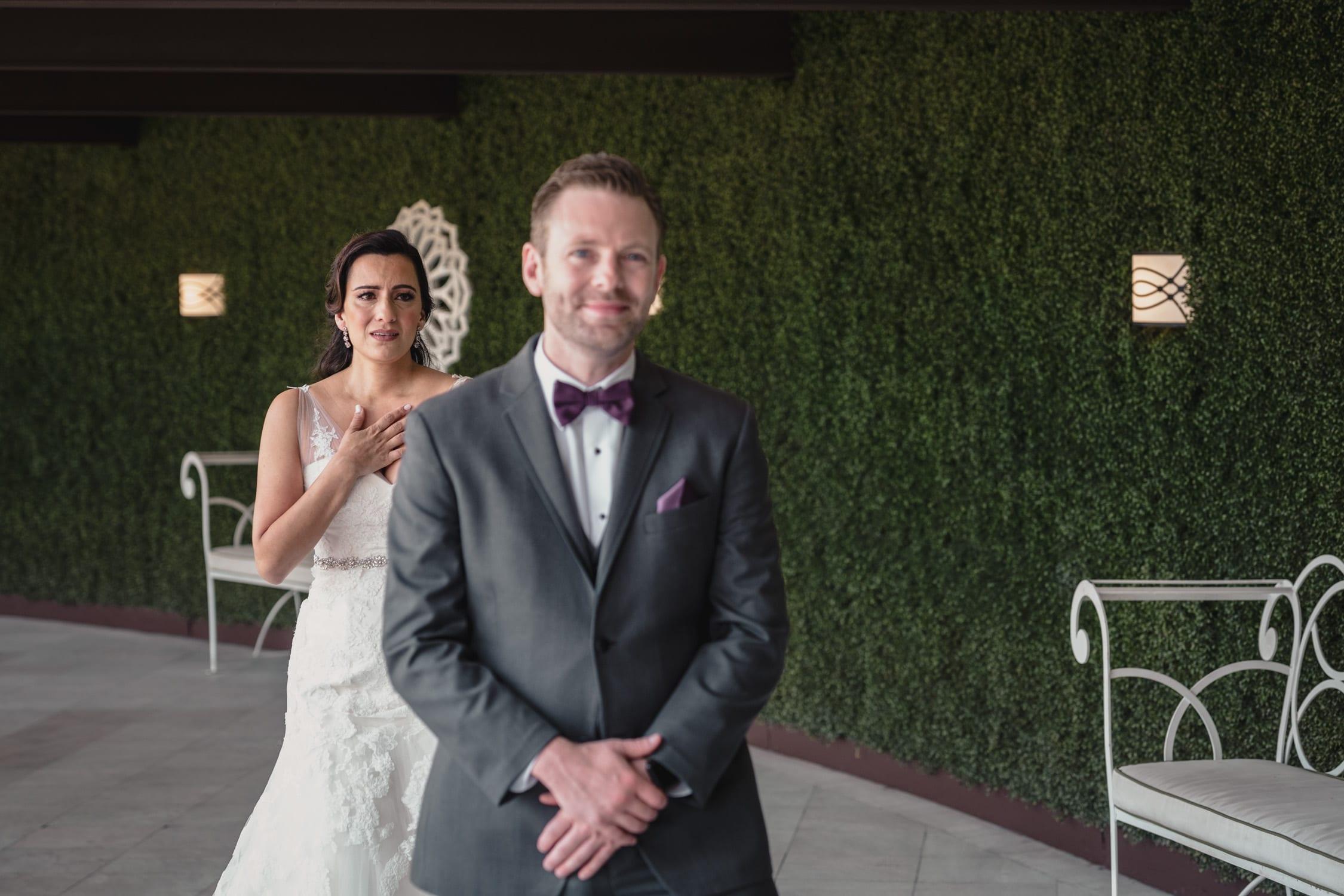 Wedding at Twin Palms Sinatra Estate with Karen & James 58