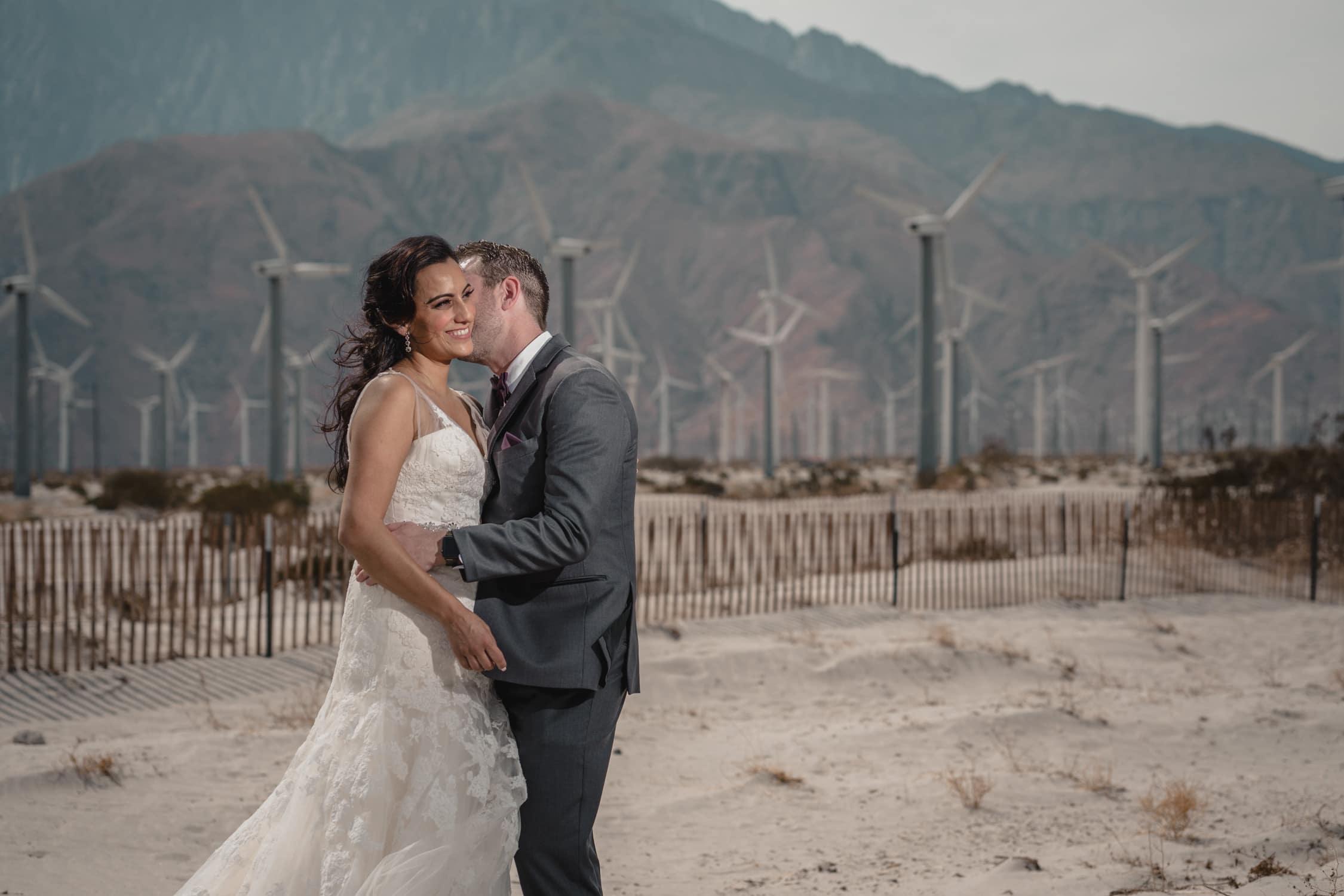 Wedding at Twin Palms Sinatra Estate with Karen & James 62