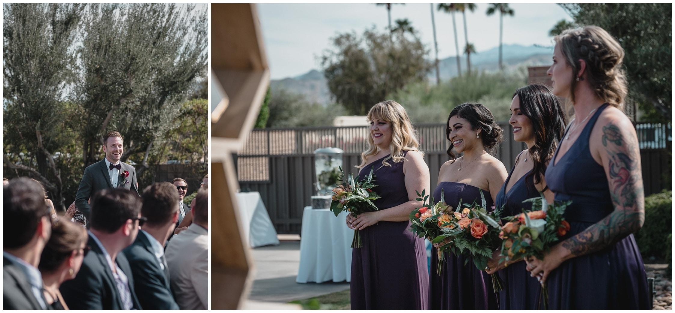 Wedding at Twin Palms Sinatra Estate with Karen & James 71