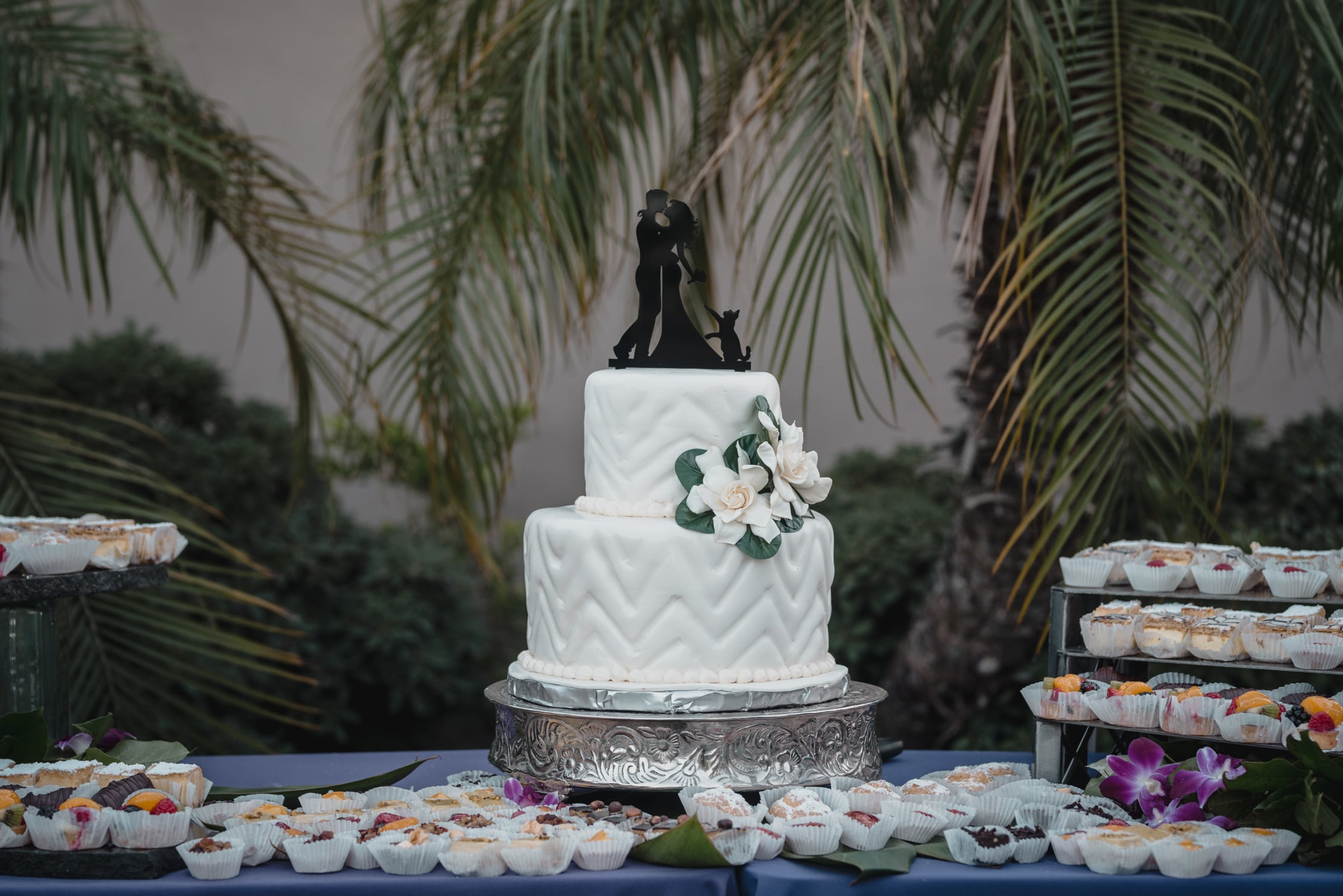 Wedding at Twin Palms Sinatra Estate with Karen & James 80