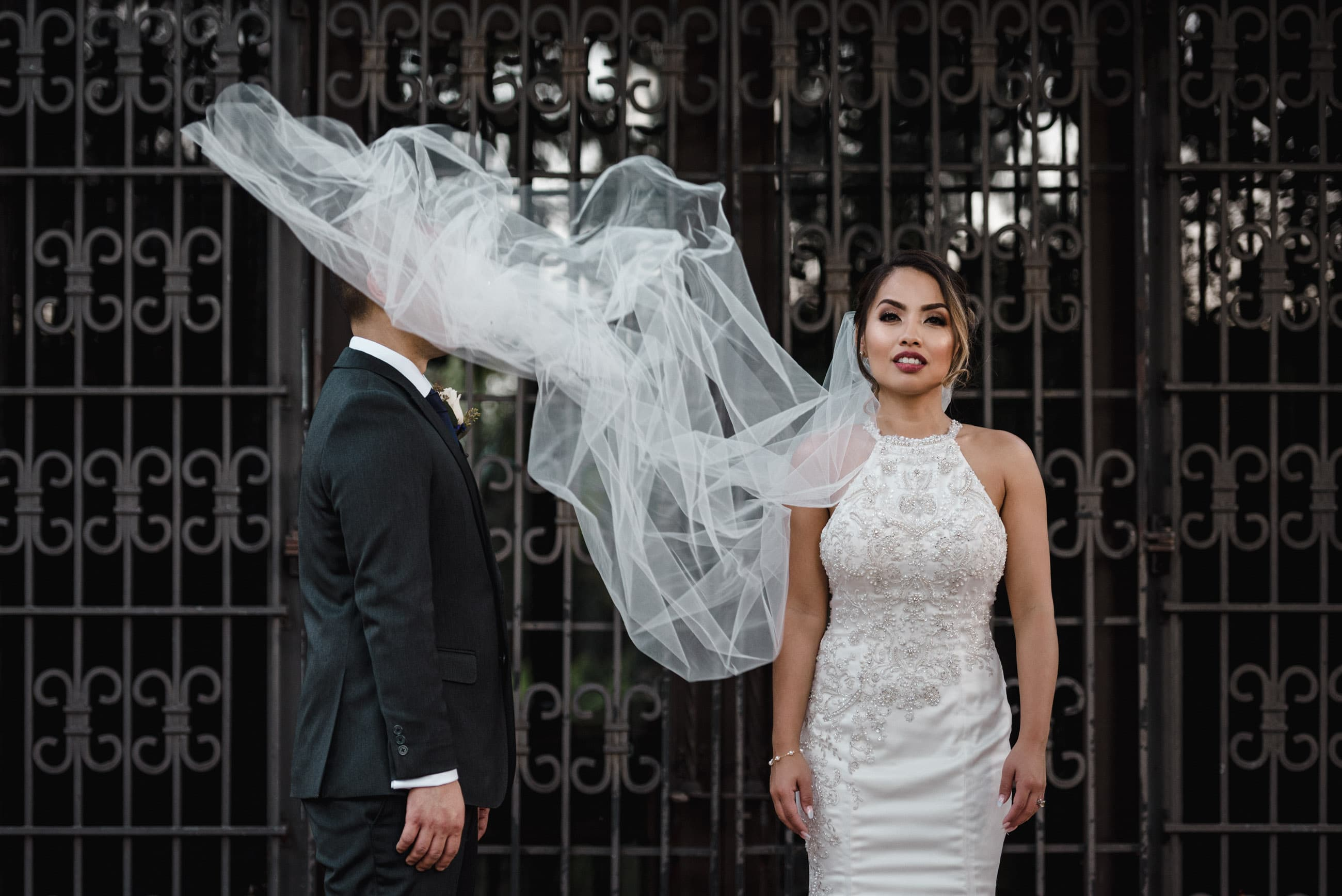 bride-and groom-artistic-portrait photography is subjective