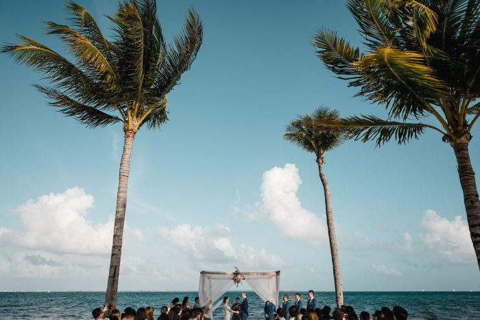 Wedding destination in Cancun Mexico